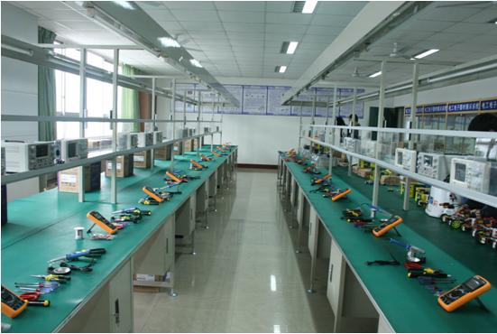 校中厂—中达电子产品焊接生产线